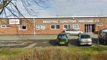 ICW building based in Wrexham, North Wales