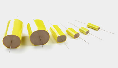 ICW Film Capacitors product examples