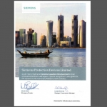 Siemens recognise ICW's quality and service